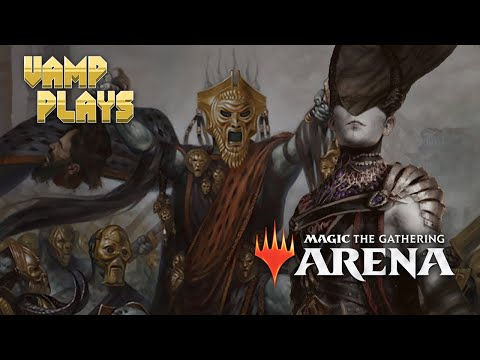 MTG Arena | This Deck Is a Nightmare | Vamp Plays