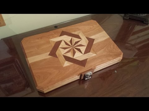 How to Build a Custom Inlayed Laptop Case for an HP Beats Audio Computer