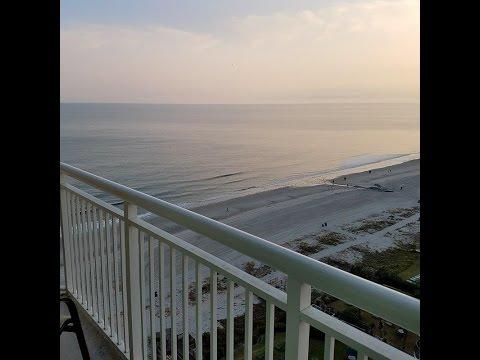 Carolinian Beach Resort Unit 1535 - Amazing Ocean Views - Myrtle Beach Vacation Rental