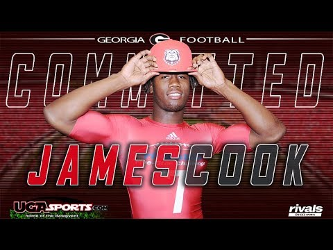 Analysis: 5star James Cook commits to UGA