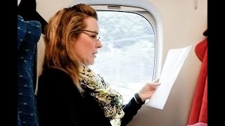 「ドナ・バーク:私は東海道新幹線の声」I'm the Voice of the Tokaido Shinkansen - Donna Burke