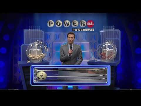 Powerball 20190109