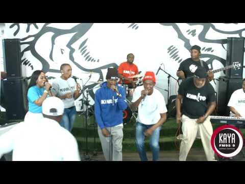 Spikiri Performs 'Kwaito Revolution' Live...