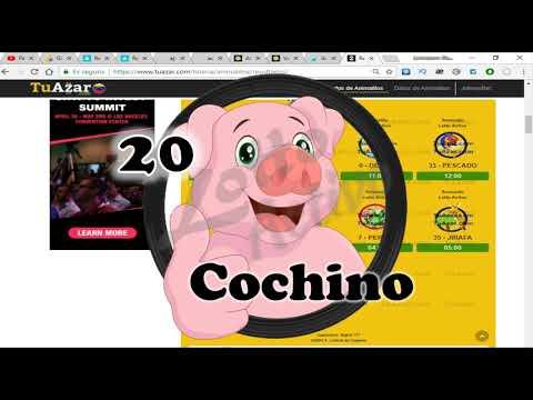 Datos De Lotto activo Y La Granjita 20 de abril de 2018 Especial 2k