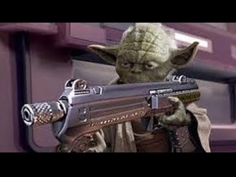 YODA COMMITS A MASS SHOOTING
