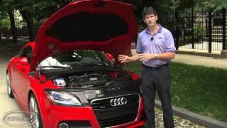 Audi TTS Coupe 2011 Videos