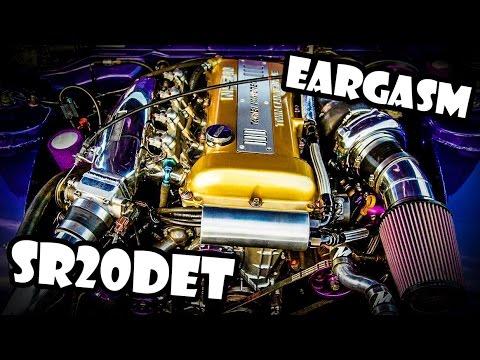 Ultimate Nissan SR20 Turbo Sound Compilation