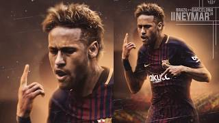 Photoshop Tutorial-Neymar Jr. Wallpaper | Barcelona |Free PSD file | Football wallpaper | Blending