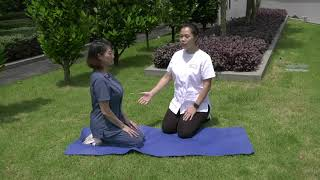 Exercise to Relieve Pressure on Ankle   Acu Point Singapore