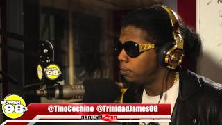 Trinidad James Talks Follow Up Scare, Coffee Table Book & More (part 2)