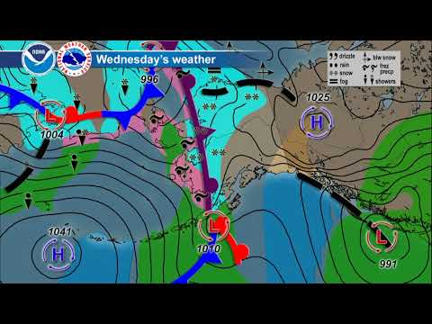 November 14, 2017 Alaska Weather Daily Briefing