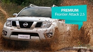 PREMIUM: Nissan Frontier 2.5 Attack AT
