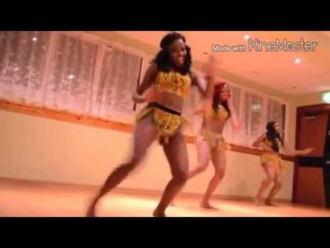 shoki Azonto Alkayida Bela Best African dance ever 2015