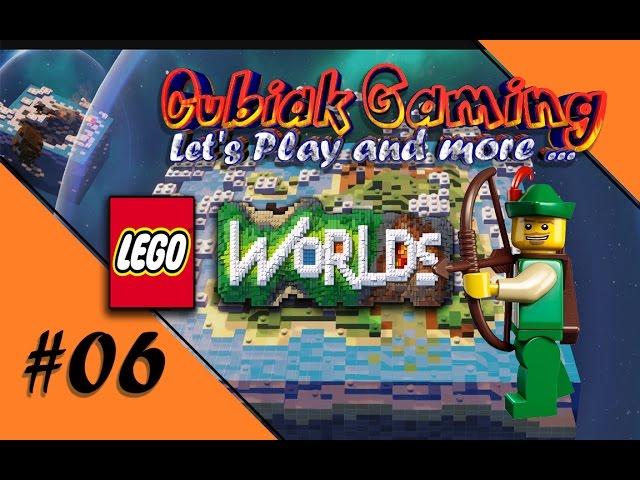AUF ABWEGEN IM SHERWOOD FOREST ★ Let's Play LEGO Worlds #006