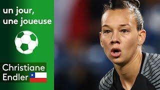 Un jour, une joueuse : Christiane Endler (Chili)