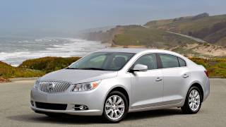 2012 Buick LaCrosse eAssist - Drive Time Review with Steve Hammes | TestDriveNow
