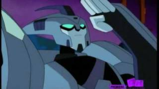 Transformers Animated: The End of Blurr