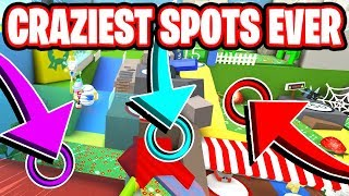 Craziest Hiding Spots Ever On Hide And Seek In Roblox Bee Swarm Simulator