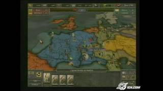 Imperial Glory PC Games Gameplay - The 3D table top