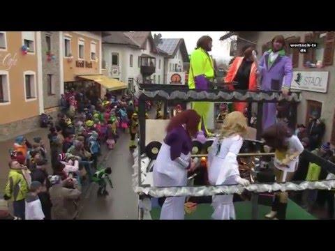 Faschingsumzug Wertach 2014