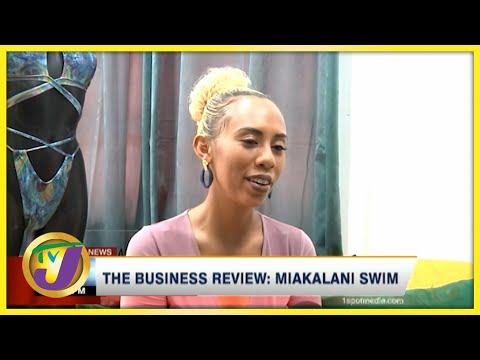 Miakalani Swim | TVJ Business Review - August 15 2021