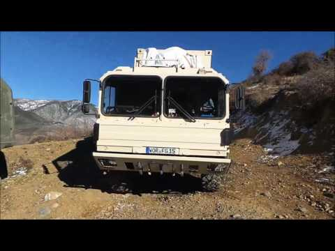 Albanien Offroad Steyr