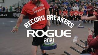 2021 Rogue Record Breakers Qualifier   Event 2 - Men's & Women's Anvil Grip Lift