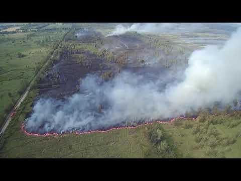 BRAND (FIRE) DEURNESCHE PEEL 23-06-2017