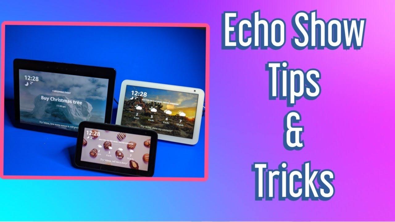 Amazon Echo Show 8 5 Tips Tricks Youtube