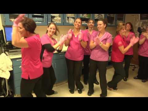 Northwestern Medical Center: Behind The Pink Gloves