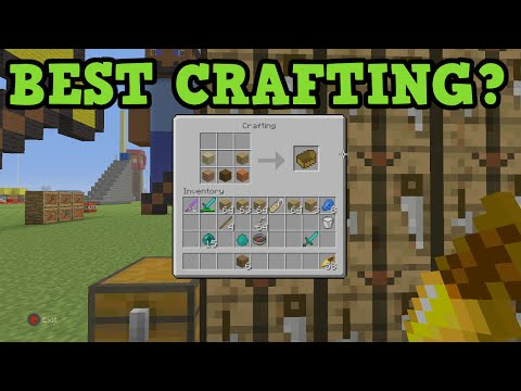 Full download the best minecraft crafting recipes ever for Minecraft xbox one crafting recipes