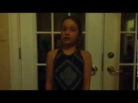 Sophie Singing Beautiful