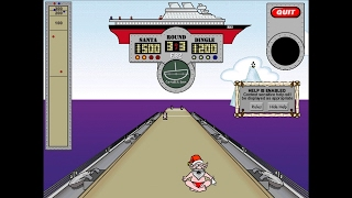 Elf Bowling 2: Elves in Paradise (Video Remake)