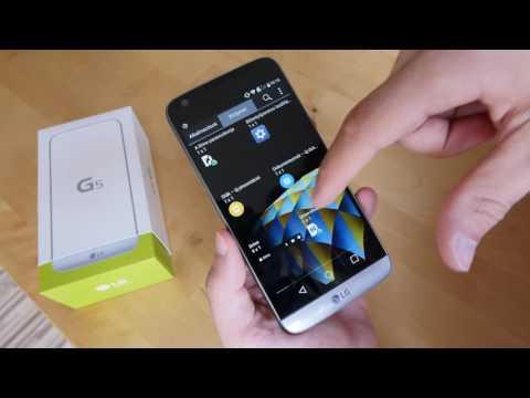 LG G5 teszt videó