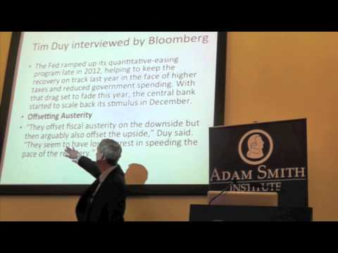 The Real Problem was Nominal: NGDP targeting and the Great Recession | Scott Sumner