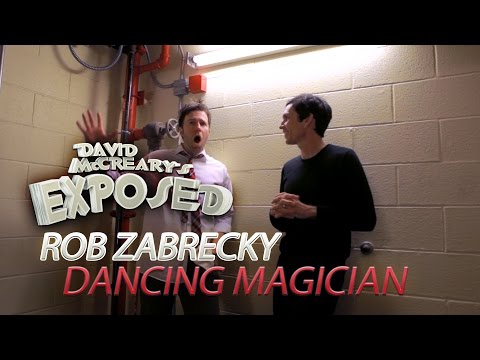 Rob Zabrecky - David McCreary's Exposed Ep. 28