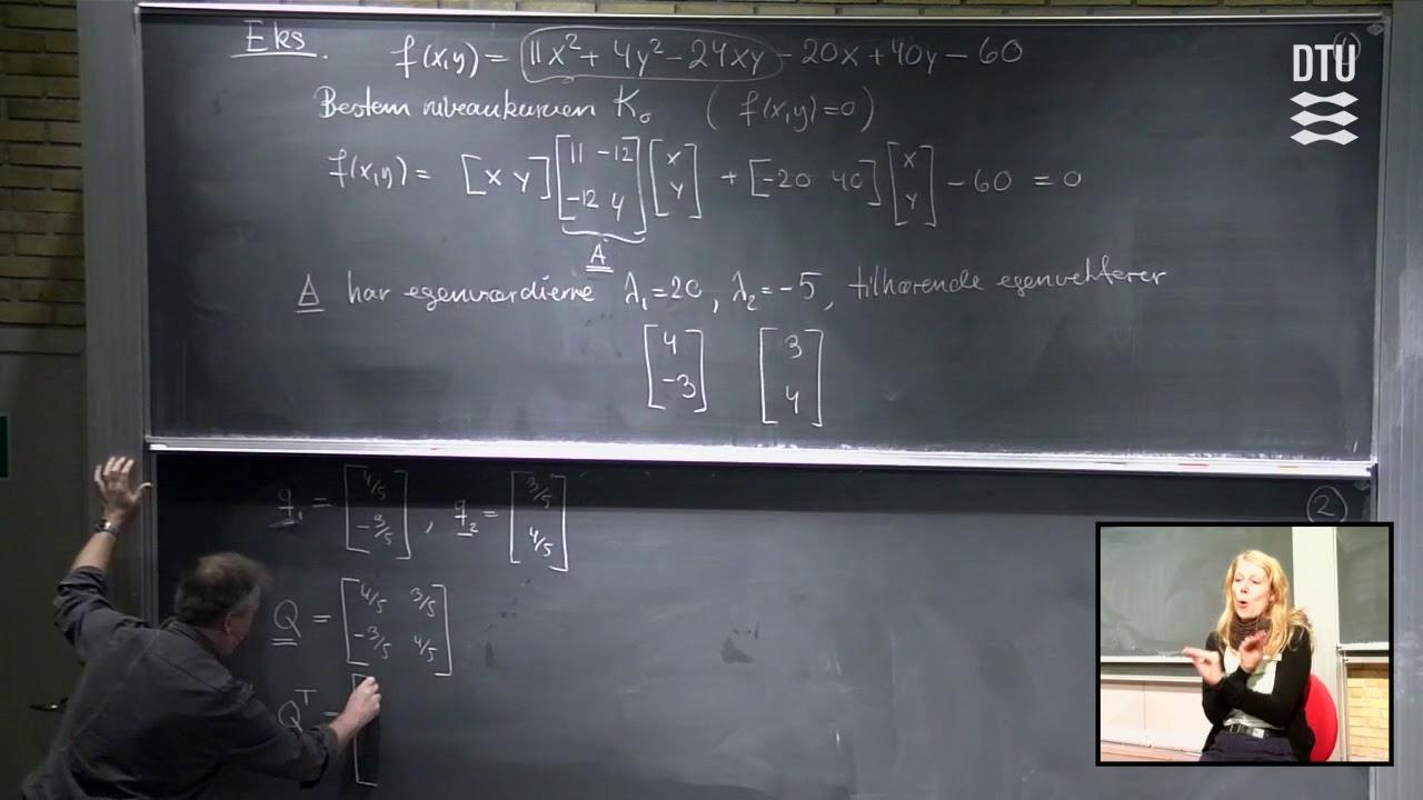 Lek 19 |  Matematik 1 - Keglesnit (Part 2/2)