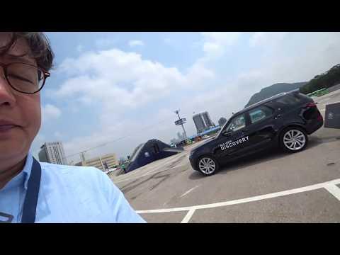 [일상] 랜드로버 디스커버리5를 타보다...얼마나 놀라운 SUV인지 다시 보기 (김 감독 에디션)