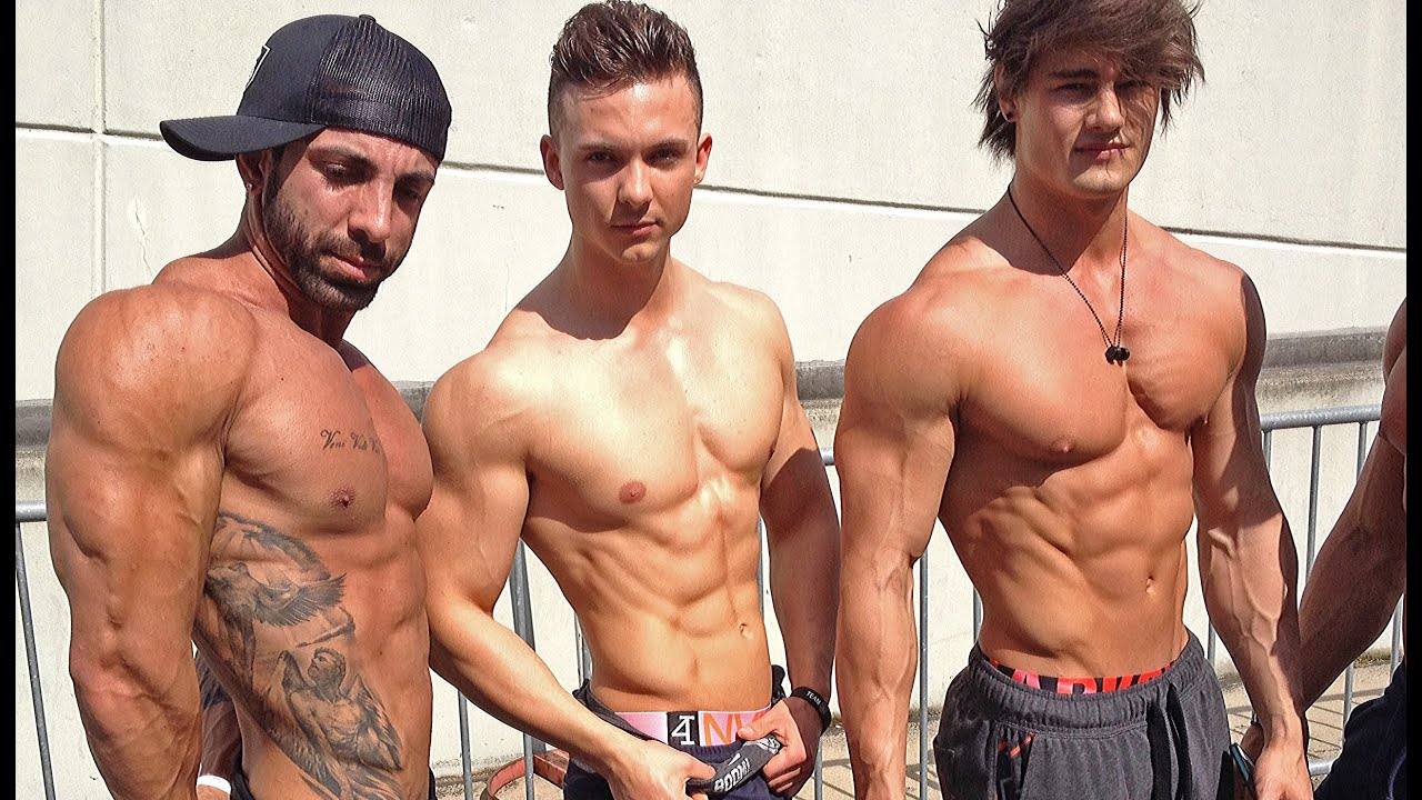 Living The Zyzz Lifestyle with Chestbrah, Jeff Seid & Alon Gabbay