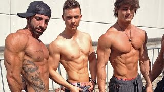 Living The Zyzz Lifestyle with Chestbrah, Jeff Seid & Alon Gabbay (by ShapeYOU) thumbnail