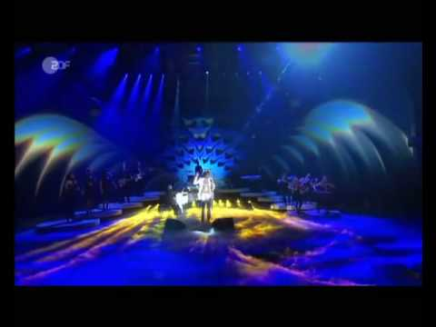 Whitney Houston - I Look To You (Live on Wetten Dass - 10/3/09)