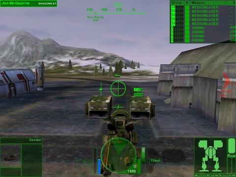 MechWarrior 4: Vengeance (PC) longplay 1/2