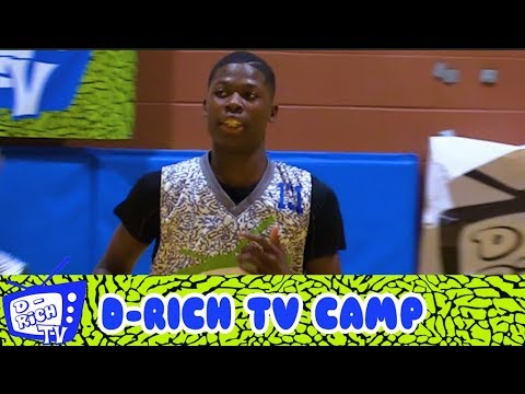 Chris Livingston DOES IT ALL In Akron! - 2017 D Rich TV ...