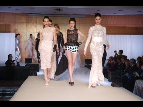 Festival de la Mode de Tunis 2013- Concours & Défilé de Jeunes Créateurs