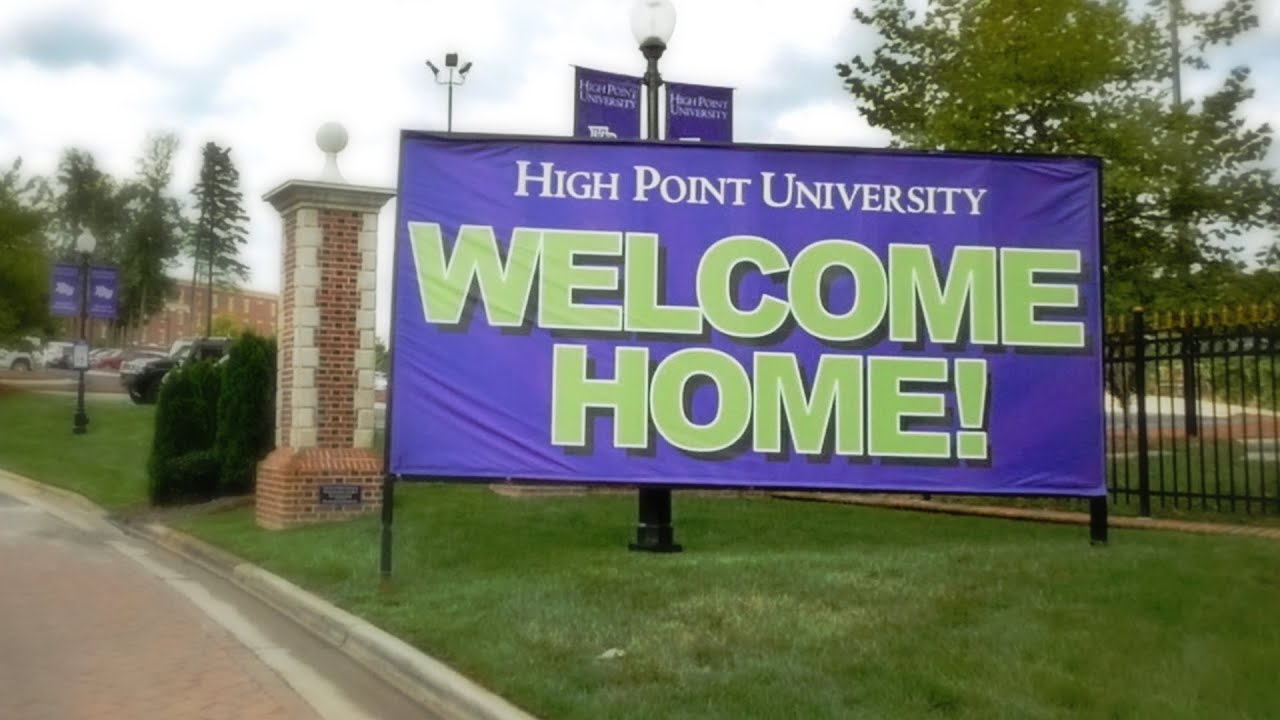 High Point University | Welcome Home Part 78