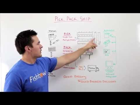 Pick, Pack, And Ship - Whiteboard Wednesday