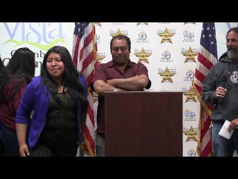 Yasmin Ortiz - Rancho Buena Vista High School
