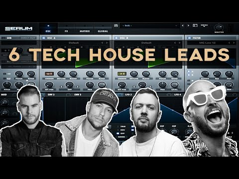 6 Tech House Leads You Need To Know