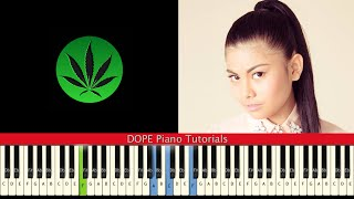 """How to Play """"Stand By You"""" by Marlisa (Piano Tutorial)"""