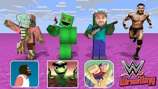 - Monster School SEASON 2 ALL EPISODE Minecraft Animation